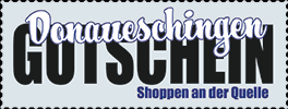 Gutschein-Donaueschingen