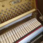 Schimmel Klavier Detail 1